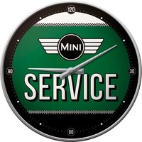 MINI MINI Wall Clock Service