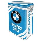 BMW Clip Top Box BMW Drivers Only