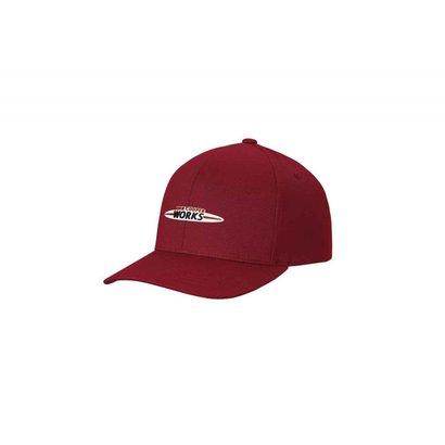 MINI JCW Logo Cap Chili Red