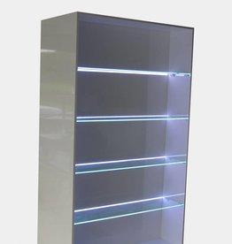 Verkaufsregal mit LED-Beleuchtung