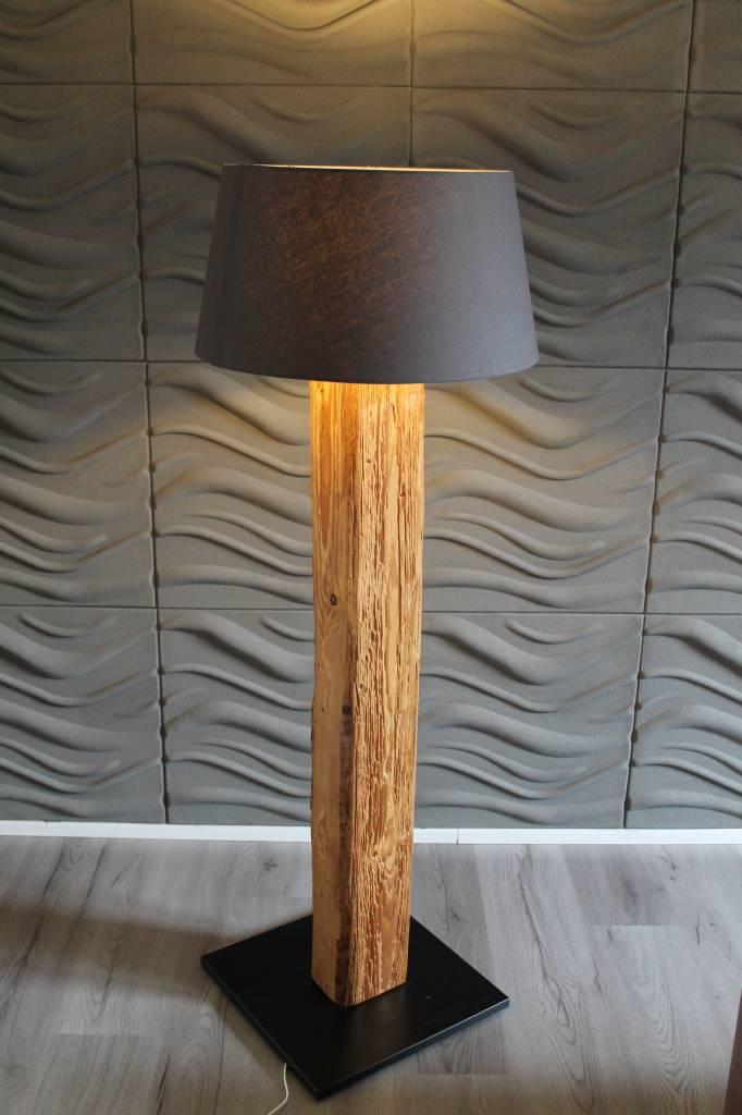 stehlampe altholz borkenk fer onlineshop. Black Bedroom Furniture Sets. Home Design Ideas