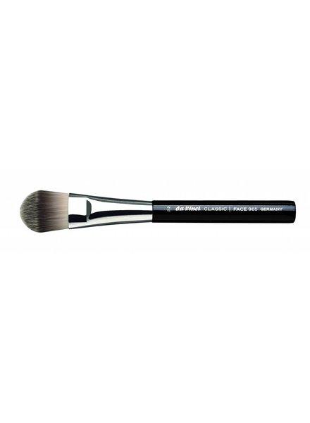 DaVinci Classic Foundation Brush, Extra Smooth Synthetics Fibres 965-22