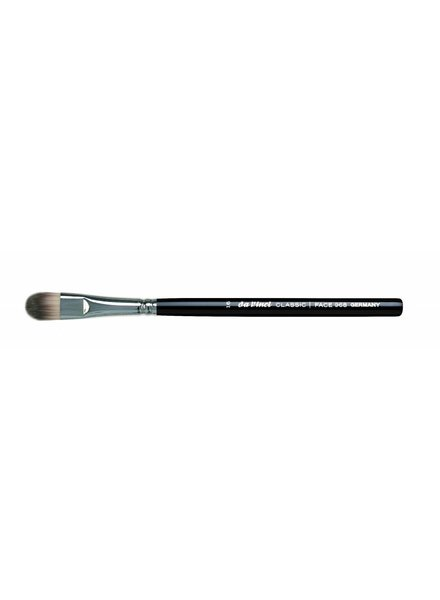 DaVinci Classic Concealer Brush, Extra Smooth Synthetics Fibres 968-16
