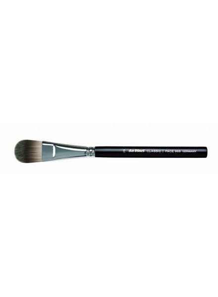 DaVinci Classic Foundation Brush, Extra Smooth Synthetics Fibres 968-20