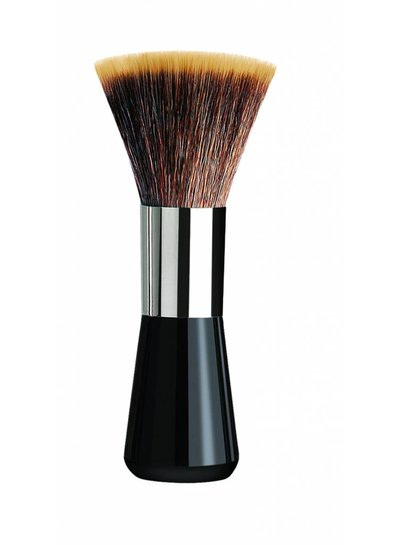 DaVinci Classic Mineral Powder Brush Square Edge, Goat Hair/Synthetic Fibre Mixture 3852
