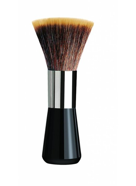 DaVinci Classic Mineral Powder Brush Square Edge, Goat Hair/Synthetic Fibre Mixture 3852