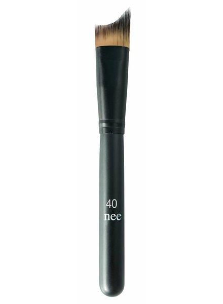 Nee High Definition Foundation Brush n°40