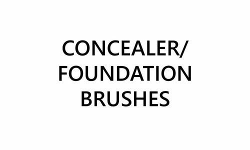 Concealer/Foundation Brushes