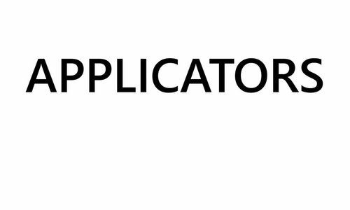 Applicators