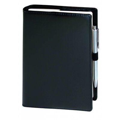 Leren notebook