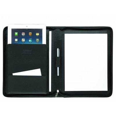 A4 Tablet-schrijfmap met rits