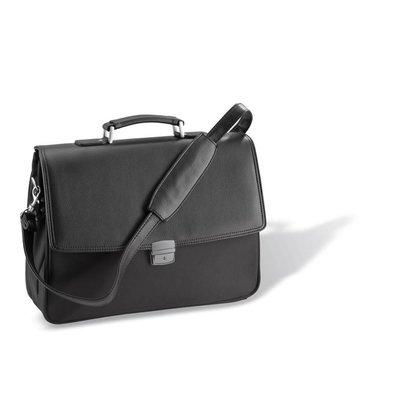 """Aktetas/laptoptas 15"""" inch met handvat en verstelbare schouderriem"""