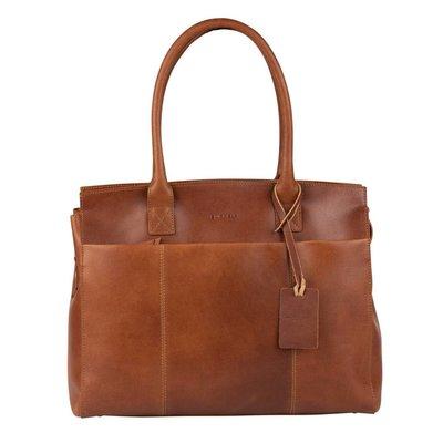 """Burkely Leren laptopbag Burkely Vintage Doris 15"""" inch"""