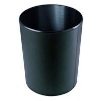 Prullenmand topkwaliteit rundleder