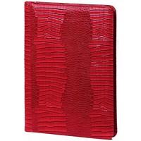 Kalpa A4 Schrijfmap Kalpa Alpstein Gloss Croco Rood