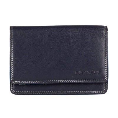 Burkely Leren portemonnee Burkely Multicolour Wallet M