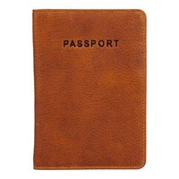 Leren paspoort-étui Burkely Antique Avery Passportcover