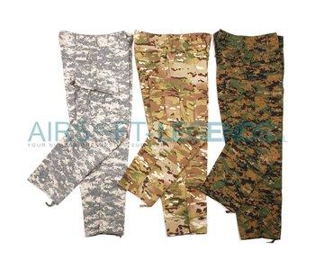 101Inc. BDU Combat Pants (Multicam/Marpat/ACU)