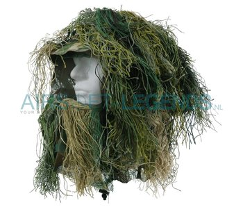 Fosco Ghillie Suit Headgear