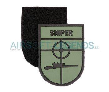 101Inc. Sniper Rubber Patch