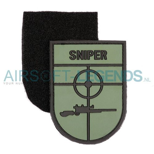 101Inc. 101Inc. Sniper Rubber Patch