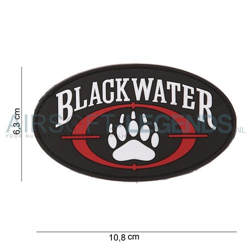 101Inc. 101Inc. Blackwater Rubber Patch