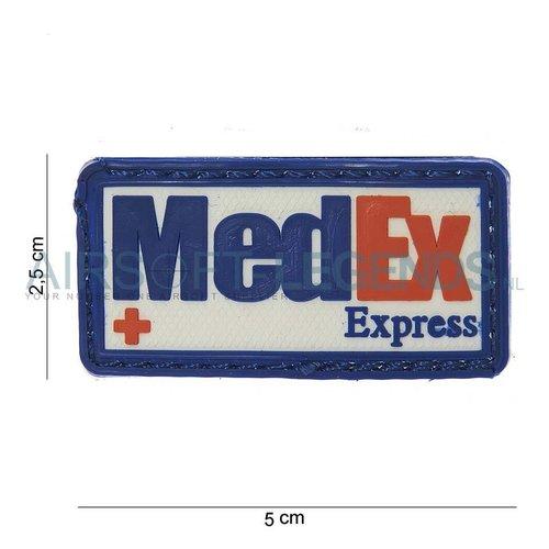 JTG JTG MedEx Rubber Patch Fullcolor