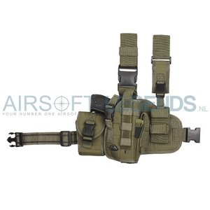 101Inc. 101Inc Molle leg Holster Right (Several camo's)