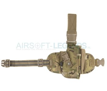 Invader Gear Drop Leg Holster Multicam