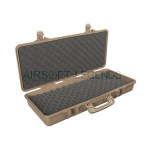 SRC SRC 68.5 cm SMG Hard Case Tan