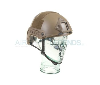 Emerson FAST Helmet MH Type Eco Version Coyote