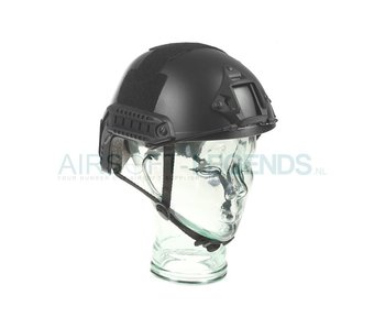 Emerson FAST Helmet MH Type Eco Version Black