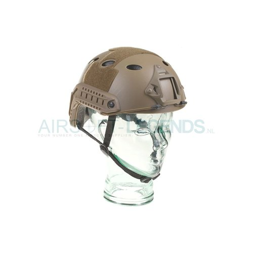 Emerson Emerson FAST Helmet PJ Type Eco Version Coyote