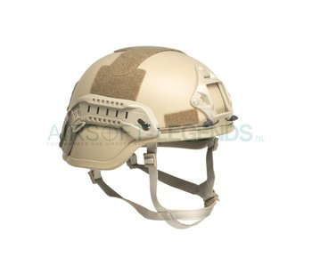 Emerson ACH MICH 2000 Helmet Special Action Coyote