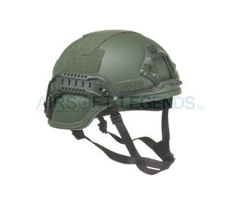 Emerson ACH MICH 2000 Helmet Special Action OD