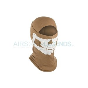 Invader Gear Invader Gear MPS Death Head Balaclava Coyote