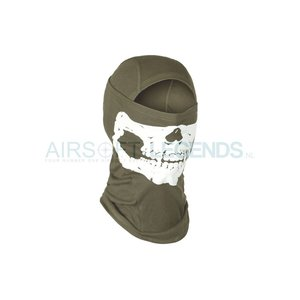 Invader Gear Invader Gear MPS Death Head Balaclava OD