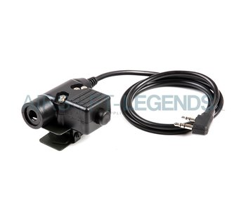 Z-Tactical PTT Kenwood 2-Way Z113