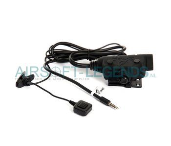Z Tactical PTT for Mobile phone tac. U94 1-Way Z115