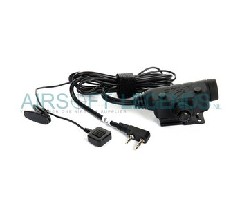 Z-Tactical PTT Kenwood tact. 2-Way Z115