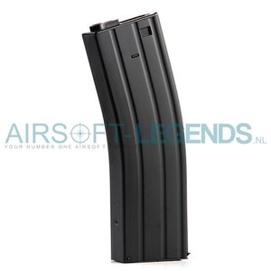 101Inc. 101Inc. Flash Magazijn M4/M16 Extended (450BB's)