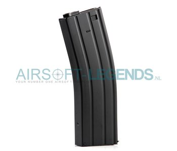 101Inc. Flash Magazijn M4/M16 Extended (450BB's)