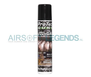 Pro Tech Green Gas 100ml