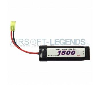 101Inc. NIMH 8.4V -1500 mAh