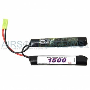 101Inc. 101Inc. 9.6V NIMH -1500 mAh Universal Type