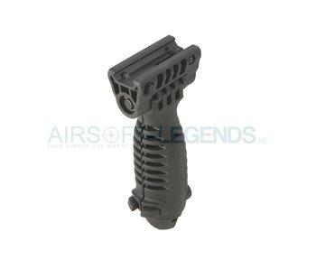 Battle Axe T-Pod Grip Black