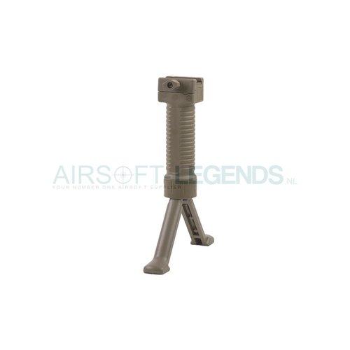 Battle Axe Battle Axe Tactical Bipod Grip - Desert