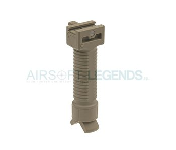 Ares Bipod Foregrip Desert