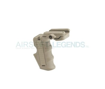 CAA Tactical Ergonomic CQB Mag Grip Khaki