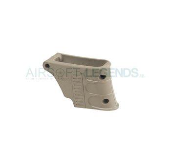 CAA Tactical Wraparound Mag Grip Khaki